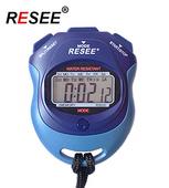 锐赛秒表 跑步码表 运动防水计时器 倒计时多功能跑表 电子秒表