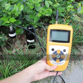 土壤温度水分盐分三参数测定仪/土壤三参数测定仪