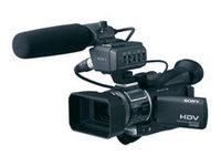 SONY HVR-A1C 高清摄录一体机 高清摄像机