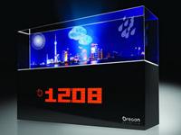 BA900SH 特别版水晶幻彩天气预报仪 (欧西亚)