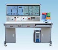 PLC·單片機·DSP綜合實訓裝置