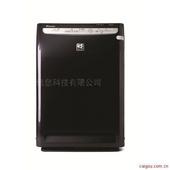 大金加濕型空氣凈化器MCK57LMV2鋼琴黑空氣清潔器