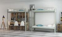 找大型宿舍床生產廠,來銘仁家具,2萬平米生產基地