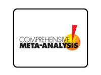 CMA-Comprehensive Meta-Analysis | 元分析(综合分析、整合分析)软件