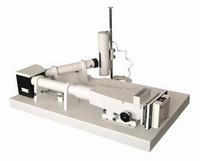 平臺式CCD微機棱鏡攝譜儀