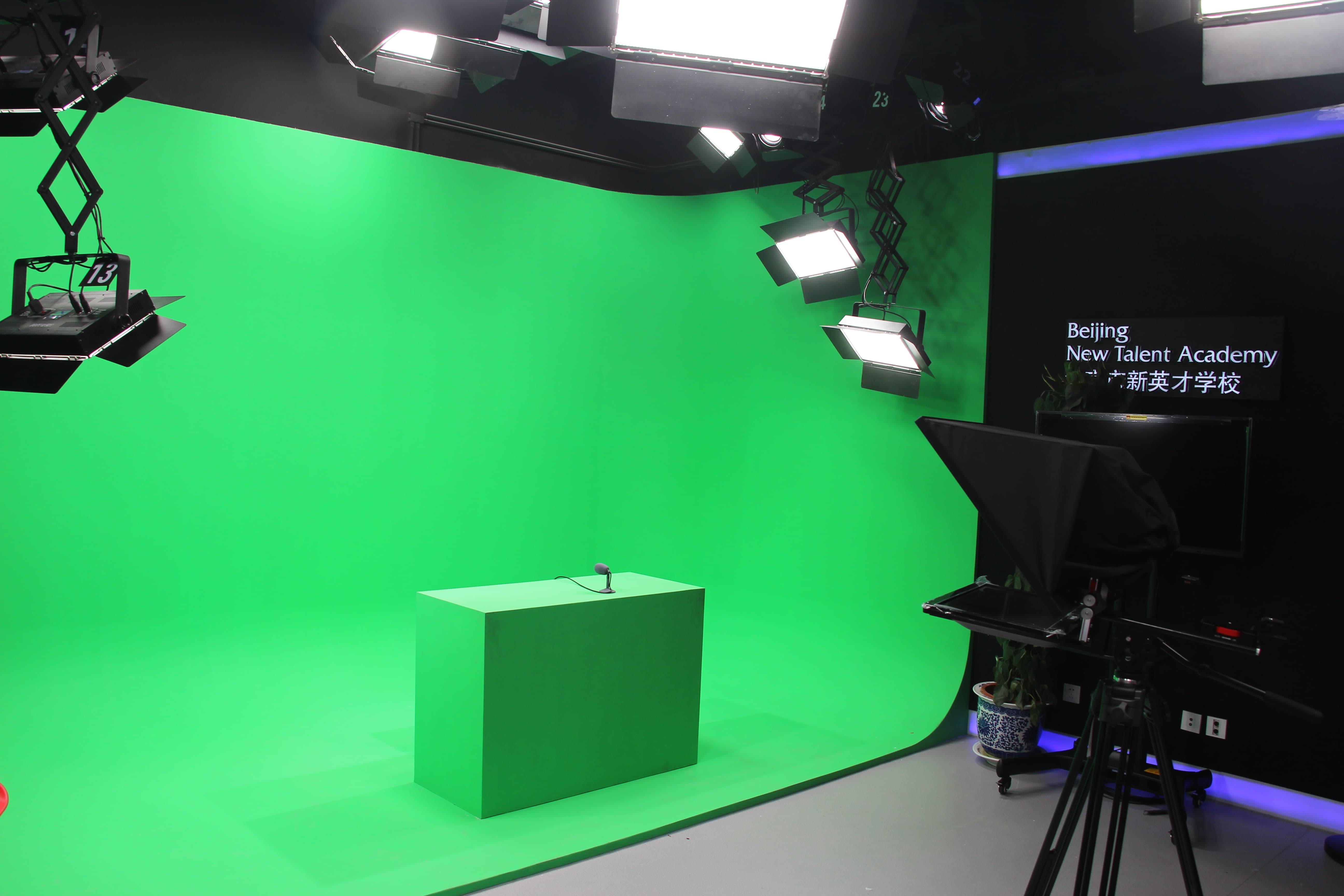 專業虛擬演播室解決方案_北極環影