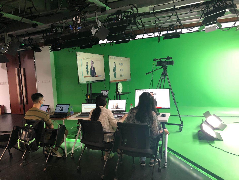 富德人壽---虛擬演播室+微課