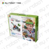 韩端机器人套件 My robot time3早教智能玩具 拼装玩具 教育器材