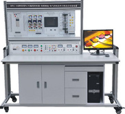 SBS-04B網絡型PLC可編程控制器、變頻調速、觸摸屏、電氣控制及單片機實驗開發系統綜合實驗裝置