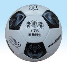 【南华利生LeeSheng】牛皮足球真牛皮手缝耐磨比赛足球5号足球175