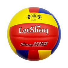 【南华利生LeeSheng】仿超细PU革做工精细手感细腻丁基胆5号排球v6001