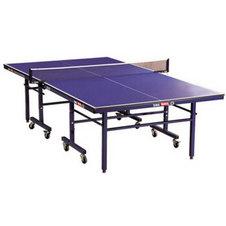 红双喜【DHS】乒乓球台 可折叠 室内比赛型乒乓球桌T2123
