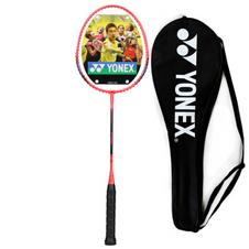【尤尼克斯】B4000 红 尤尼克斯YONEX 羽毛球拍单拍