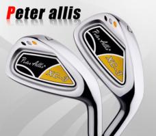 Peterallis高尔夫球杆单品练习铁杆3456789PAS号铁