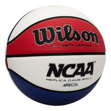 威尔胜(Wilson)篮球NCAA复刻耐磨PU男子成人水泥地室内室外校园比赛训练7号球 WTB0927IB07CN