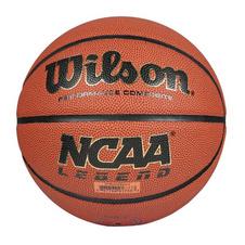 威尔胜(Wilson)篮球PU耐磨男子女子青少年成人水泥地室内室外NCAA比赛校园训练用球 WTB0929IB05CN-5号球
