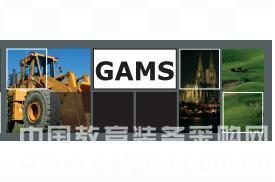 GAMS软件GAMS培训--运筹规划分析软件