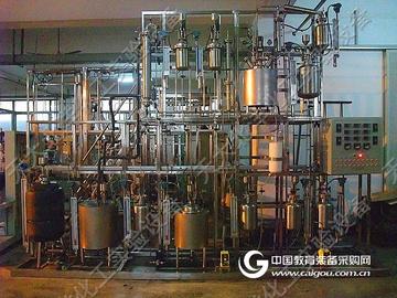 生物油制备中试实验装置