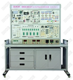 DICE-DD-C2电工·电子技术·单片机·EDA综合实训装置