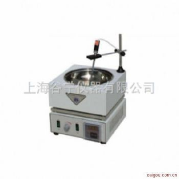 数显控温集热式磁力搅拌器