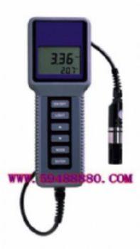 手提式野外水质测量仪(溶解氧+电导率+盐度+温度) 7.5米电缆 美国 型号:EDYSI-85