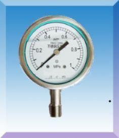 不锈钢耐震压力表