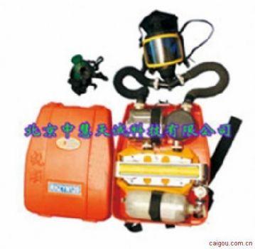 正压式氧气呼吸器 型号:HYZ2G