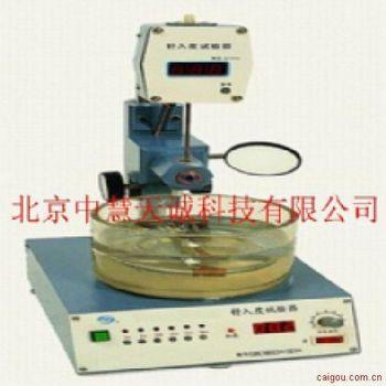针入度试验器(测石蜡)(带恒温浴 型号:CJDZ-YD-2801-G