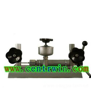 台式压力泵(油压) 型号:HYFY-60TA