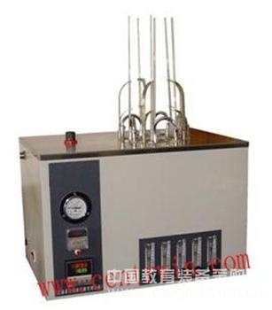 实际胶质试验器/胶质测定仪 型号:CJDZ-SYD-8019A