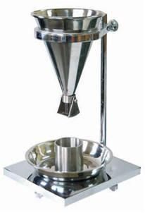 普通磨料堆积密度测定仪/磨料堆积密度测定仪/堆积密度仪