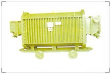 矿用隔爆型干式变压器    型号;KBSG-T-400/10