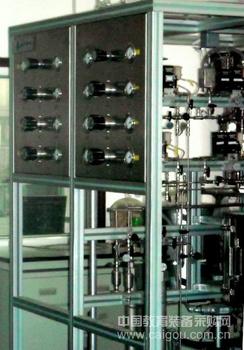 双套烯烃水合试验装置