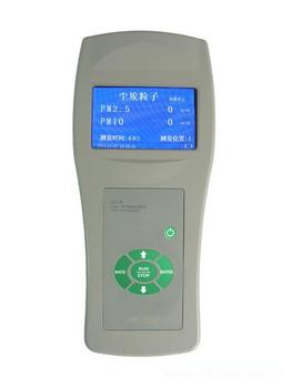 PM2.5、PM10、甲醛检测仪/三合一空气净化检测仪