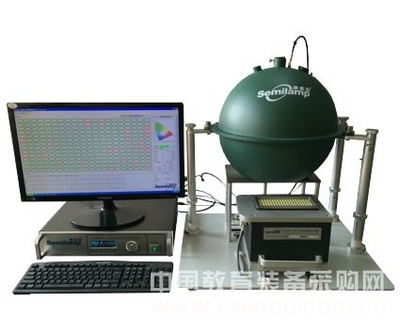 贴片LED排测机、SMD排测机、SMD分光机