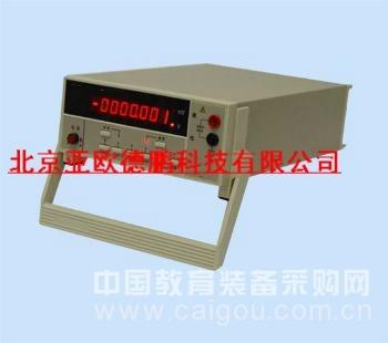 直流数字电压表/数字电压表/电压表