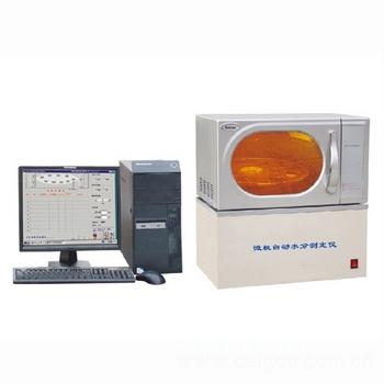 具有光波、红外及混合三种烘干方式的自动水分分析仪
