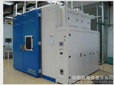 梅州太阳辐射试验箱