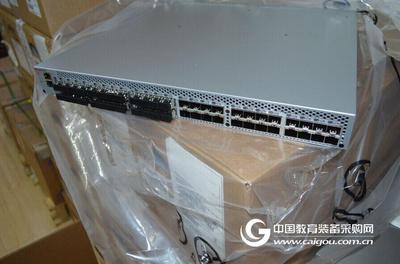 博科 Brocade BR-6505-0008 光纤交换机 12口激活带8G模块