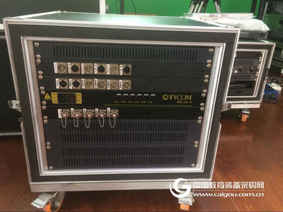 TVCOM汤威克SE-2850/MS-2850 8路高标清移动演播室集成箱载演播室