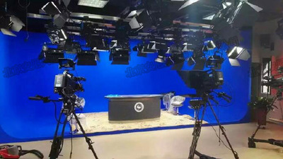校园电视台方案 虚拟演播室系统 高清远程互动教学培训 录播教室