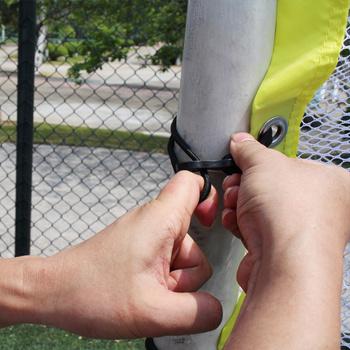 【派迪茵】厂家直销 足球训练网目标布5、7、11人制