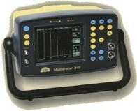 便携式超声波探伤仪MasterScan340