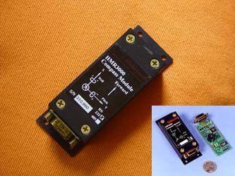 HMR3300/3200二维/三维固态电子罗盘