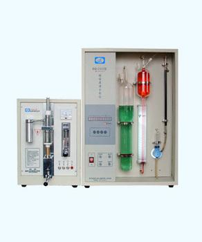 高速碳硫分析仪器