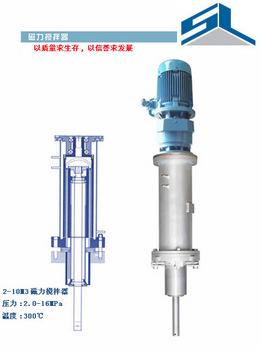 反应釜磁力搅拌器