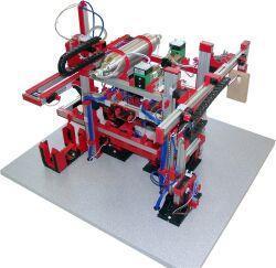 慧鱼工业模型-加工中心图片