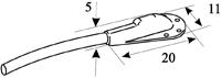 P404-可缝植皮瓣探头