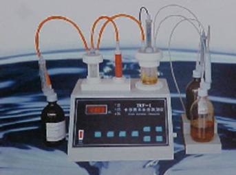 ZKF-1全自动卡尔费休水份测定仪