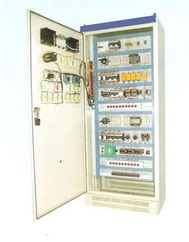 中级电工、电拖技能实训考核柜(内置网孔板)